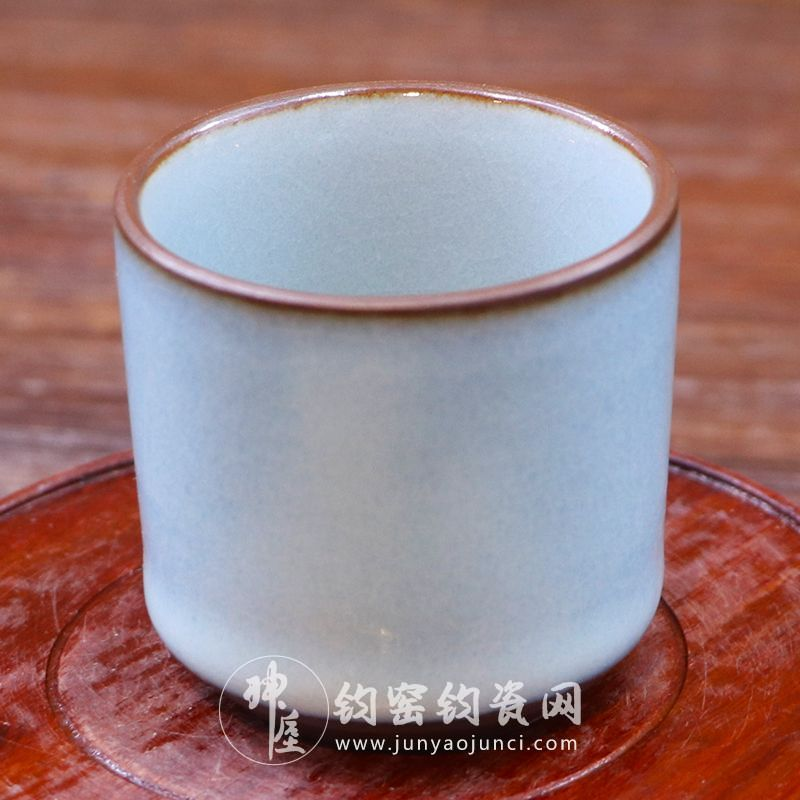 钧瓷茶具价格一般多少一套?