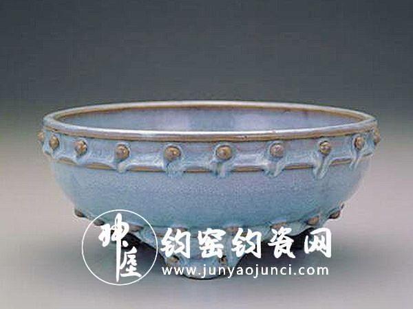 传统类钧瓷的工艺和美学基础