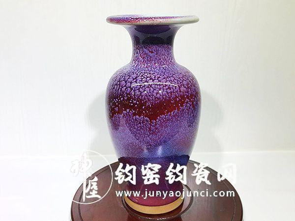 禹州钧瓷和唐代花瓷的关系