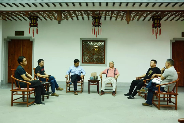 钧窑如何当代性?中美艺术家论剑禹州