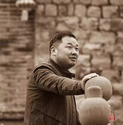 许昌特色礼品推荐|尚源钧窑·钧瓷壶