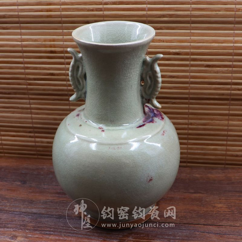双龙广口瓶