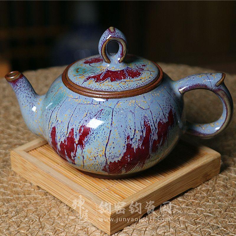 钧瓷茶壶.jpg